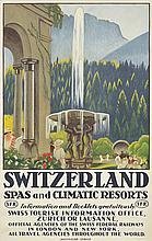 Switzerland. 1923