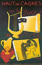 Haut de Cagnes. 1971