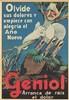Geniol. , Achille Lucien Mauzan, $800