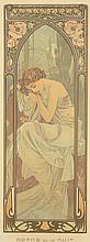 Times of the Day / Répos de la Nuit. 1899
