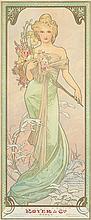 Seasons / Spring. 1900