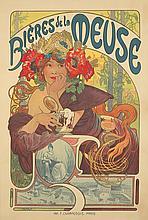 Bières de la Meuse. 1897