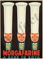 Morgafarine. ca. 1934. Rare Poster, Noël Fontanet, Click for value