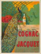 Cognac Jacquet. Rare Poster, Camille Bouchet, Click for value
