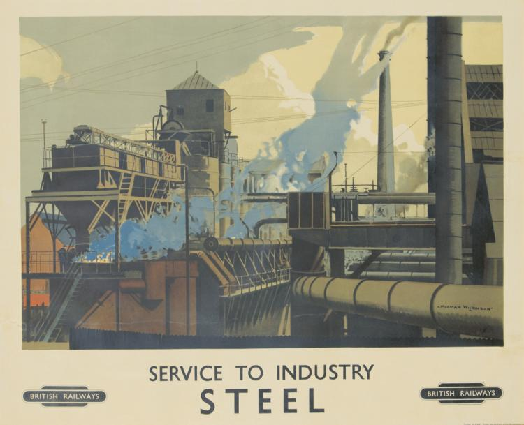 Steel. ca. 1926