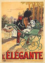 L'Élégante. ca. 1890