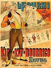 La Fourmi / Kif-Kif-Bourrico. 1896