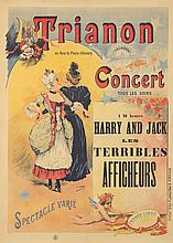 Trianon Concert / Harry and Jack. ca. 1894