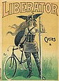 Liberator Cycles & Automobiles. ca. 1899