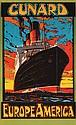 Cunard / Berengaria. 1921