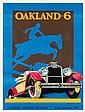 Oakland 6. ca. 1927