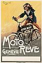 Moto Rêve. 1913