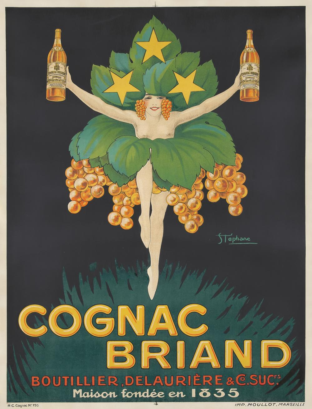 Cognac Briand.