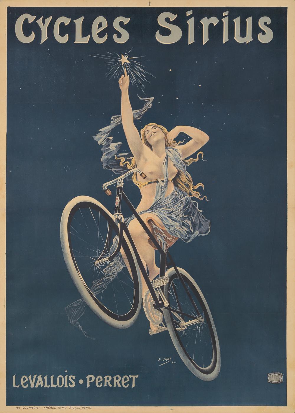 Cycles Sirius. 1899.