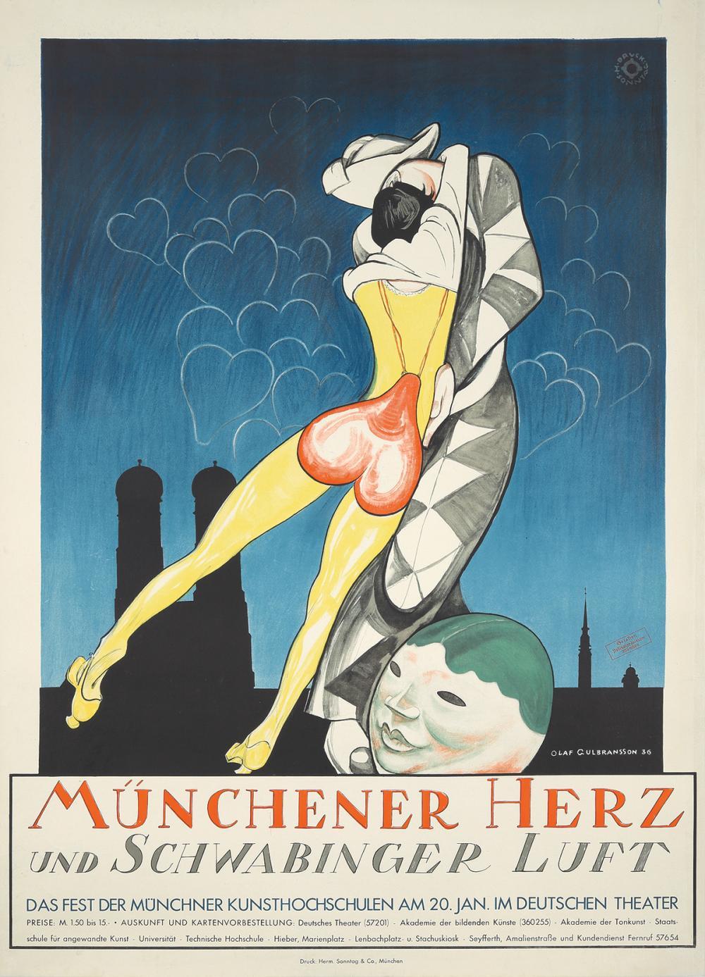 Münchener Herz. 1936.
