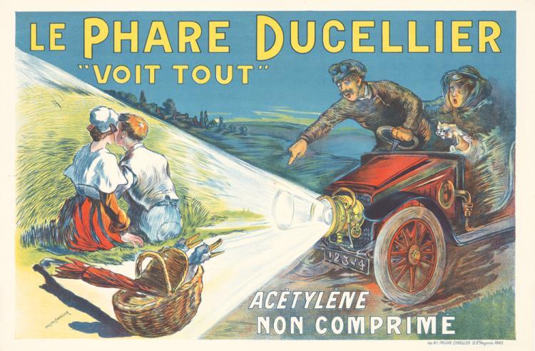 Le Phare Ducellier. 1908