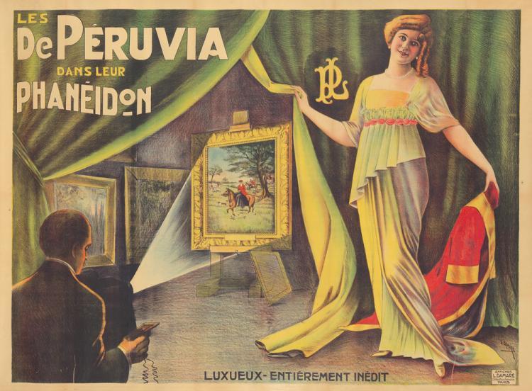 Les DePéruvia. ca. 1895
