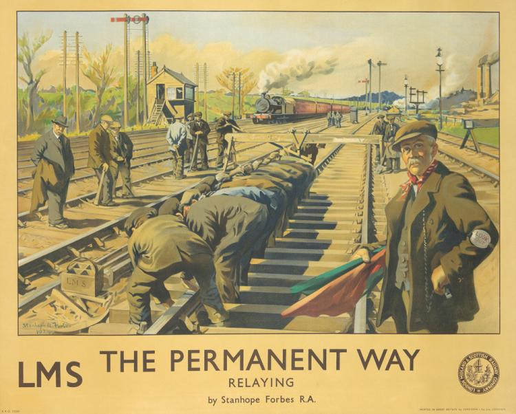 The Permanent Way. 1924