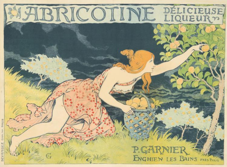 Abricotine. ca. 1905