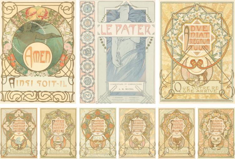 Le Pater. 1899