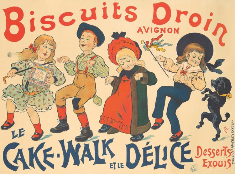 Biscuits Droin. ca. 1902