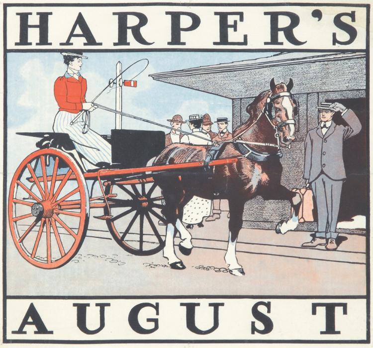 Harper's / August. 1899