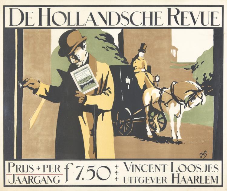 Hollandsche Revue. ca. 1899