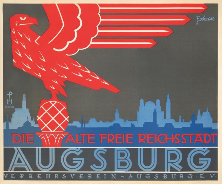 Augsburg. ca. 1925