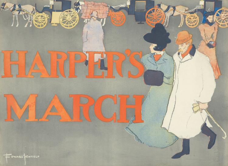 Harper's / March. 1897