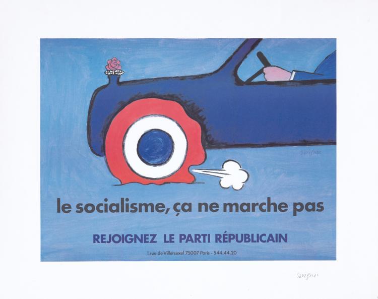 Le Socialisme. ca. 1981