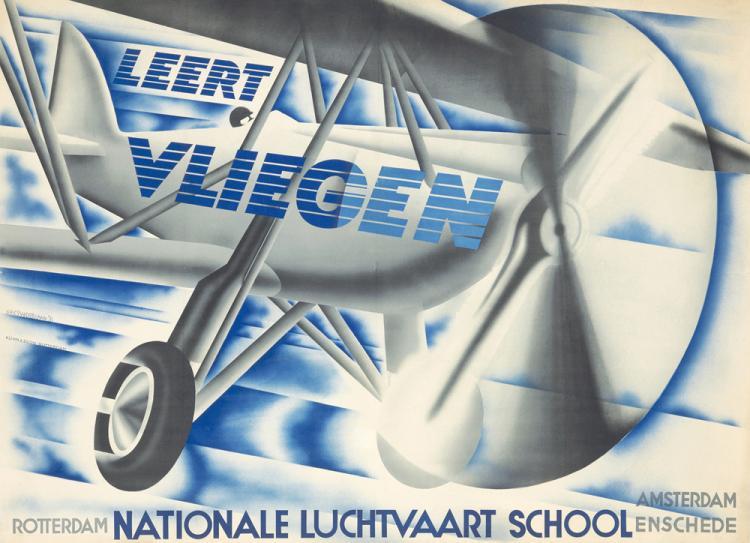 Leert Vliegen. 1931