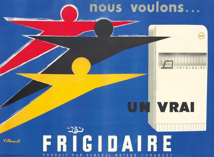 Frigidaire. 1956