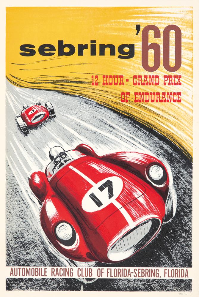 Sebring. 1960