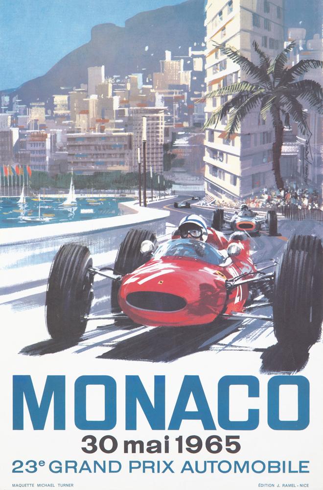 Monaco Grand Prix 1965. 1965