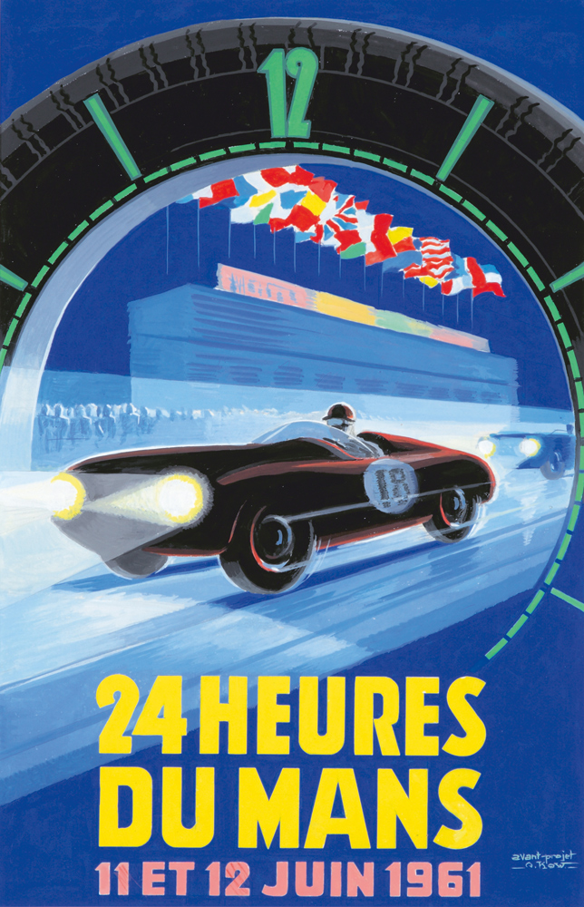24 Heures du Mans. 1961