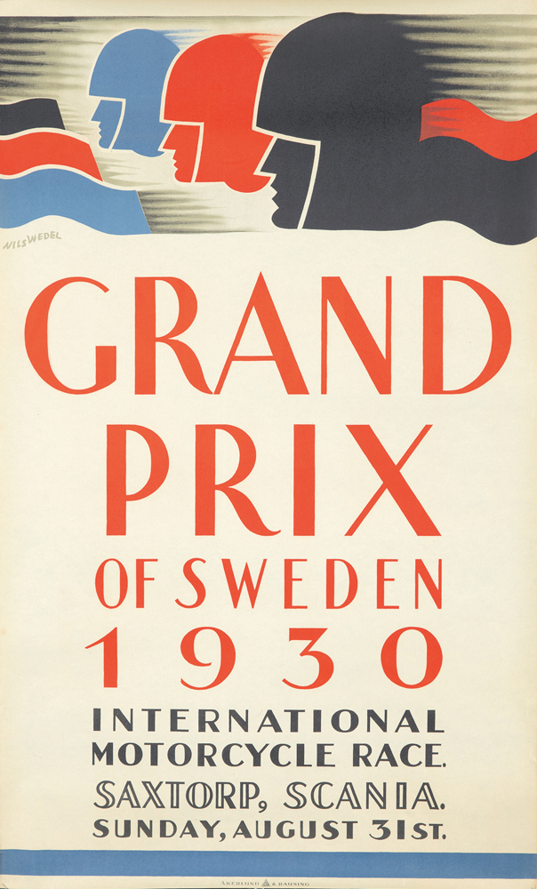 Grand Prix of Sweden. 1930