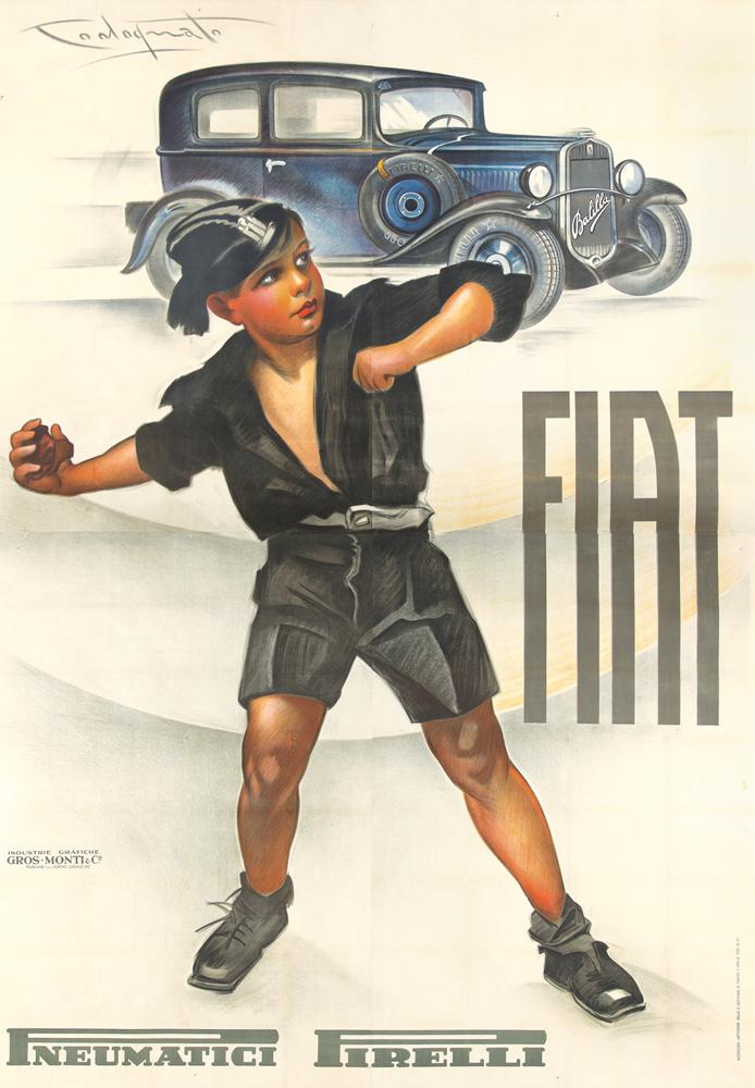 Fiat. ca. 1932