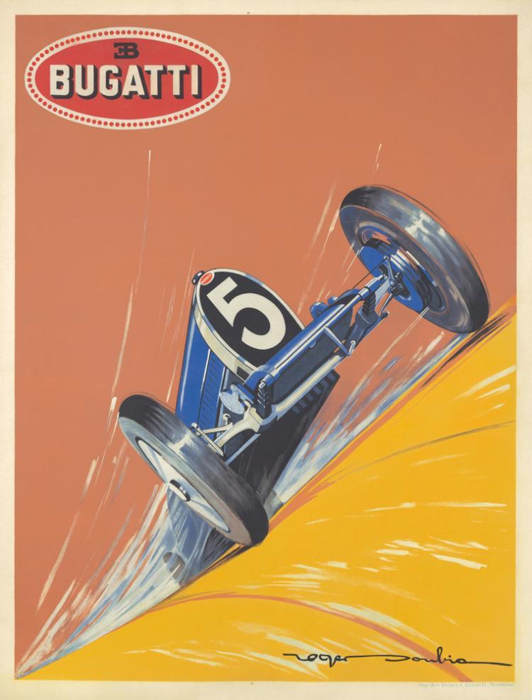 Bugatti. 1924