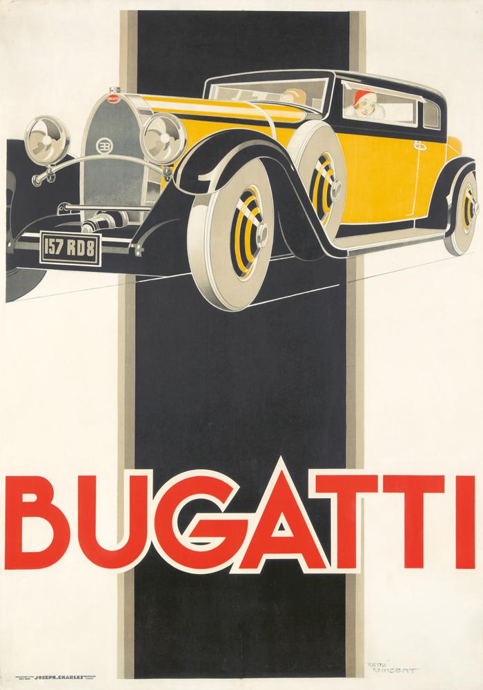 Bugatti. 1930