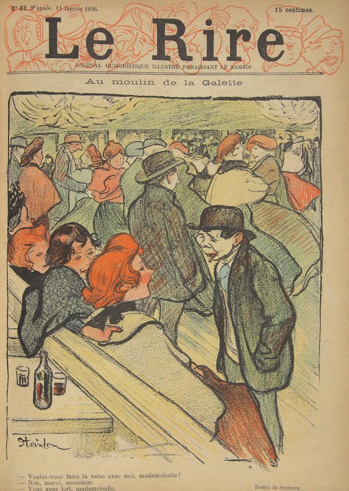 Le Rire. 1894-1908.