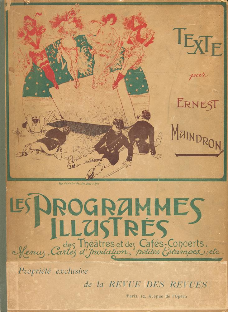 Les Programmes Illustrés, by Ernest Maindron. 1897