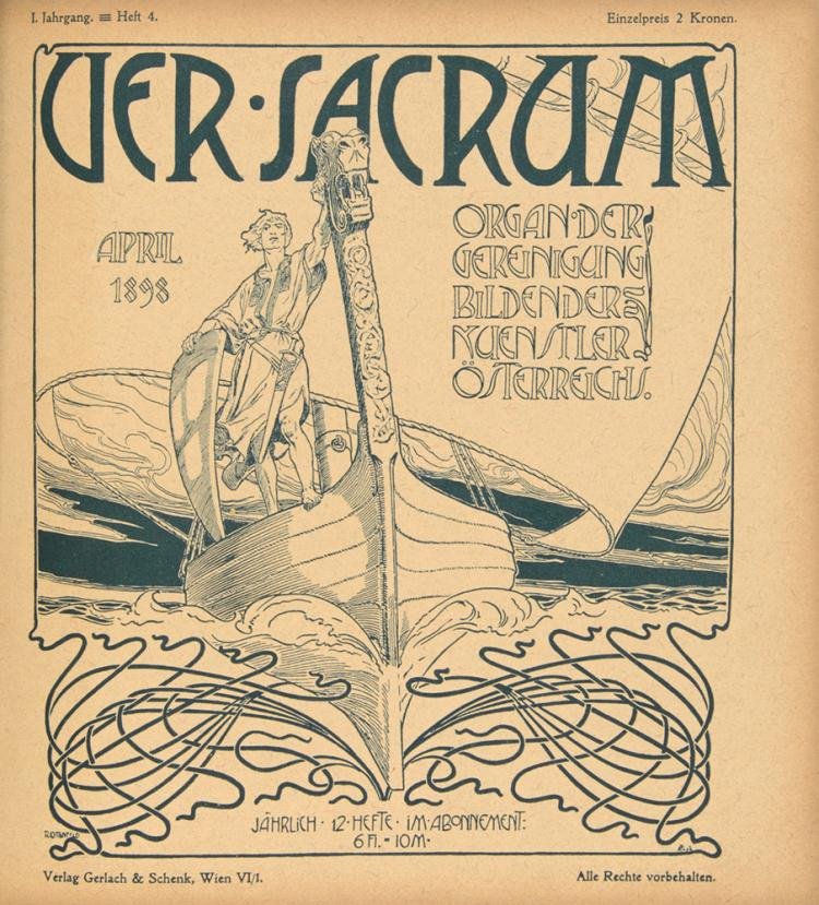Ver Sacrum. 1898