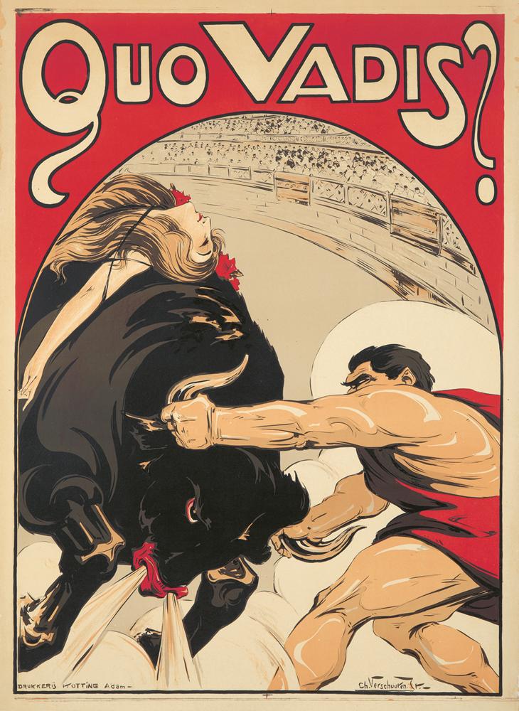 Quo Vadis? ca. 1924