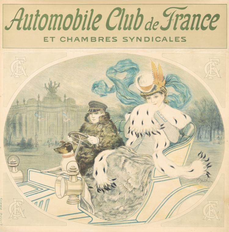 Automobile Club de France. 1904