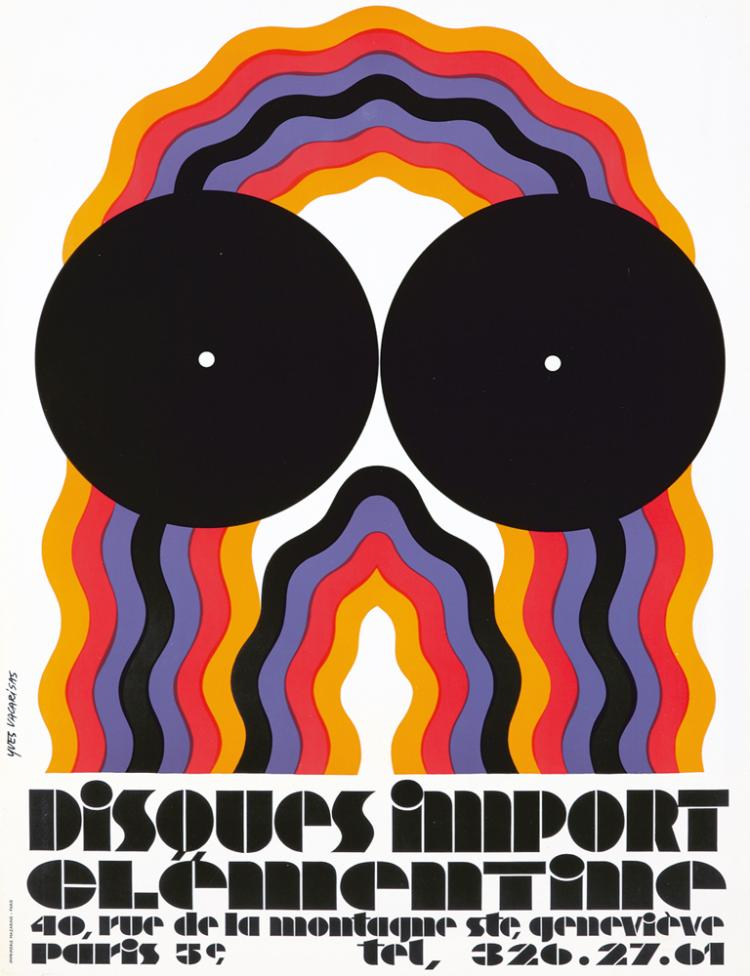 Disques Import Clementine. 1972