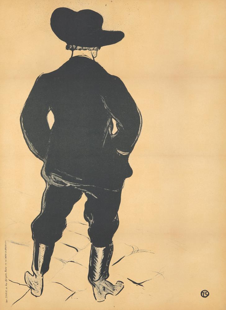 Theatre Aristide Bruant. 1893