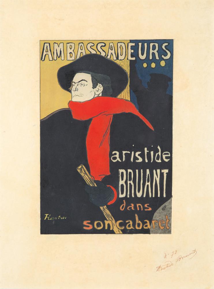 Ambassadeurs / Aristide Bruant. ca. 1892