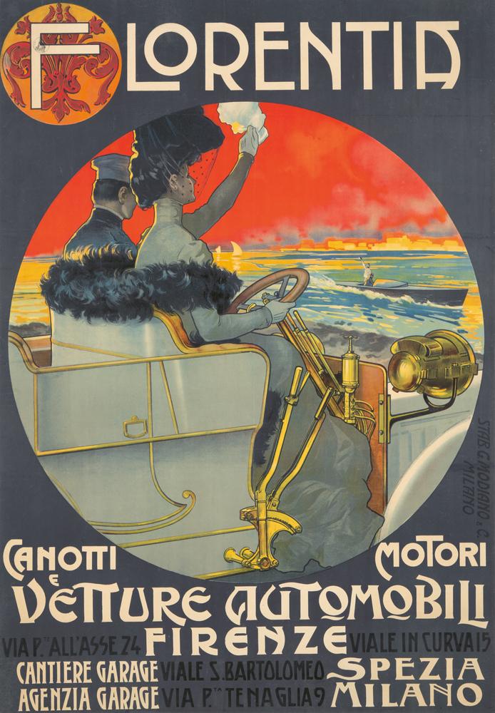 Florentia. ca. 1905
