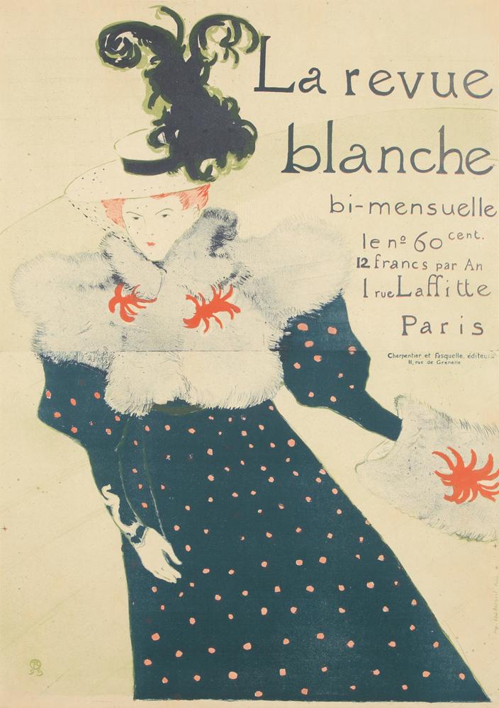 La Revue Blanche 1895