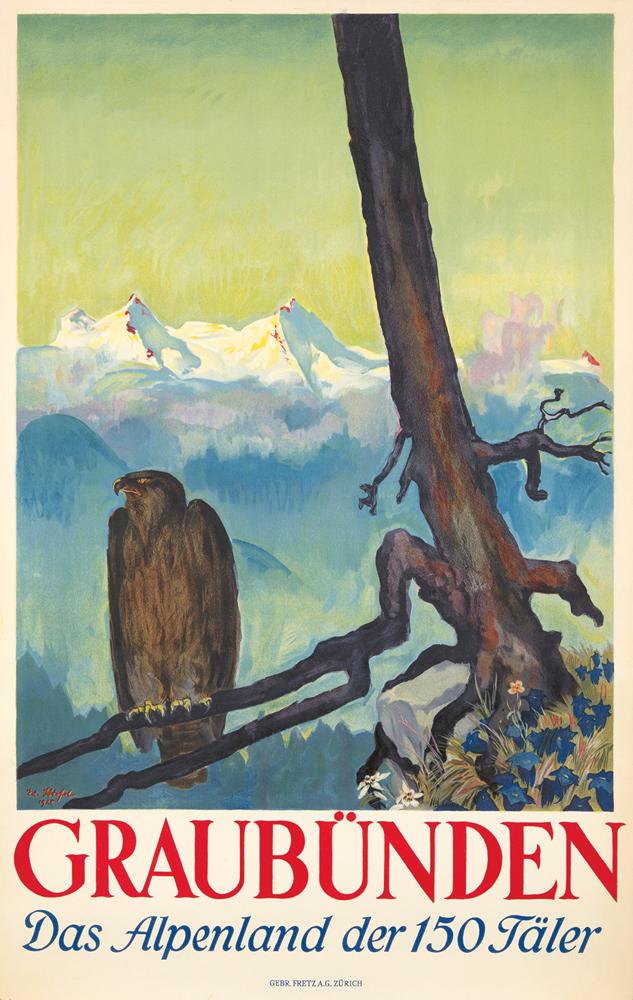 Graubünden. 1927
